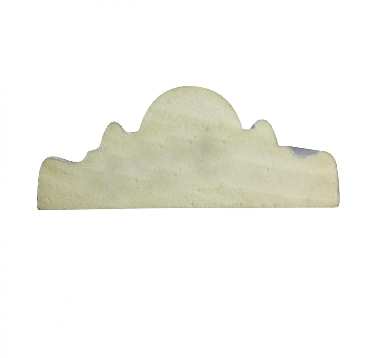 Cornice White Urethane Sample of 20418 19.75 Long Cornice Cornice Moulding Cornice Molding