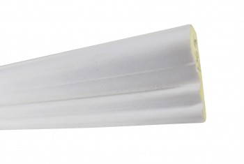 <PRE>Cornice White Urethane Sample of 20799 24.25inch Long </PRE>zoom5