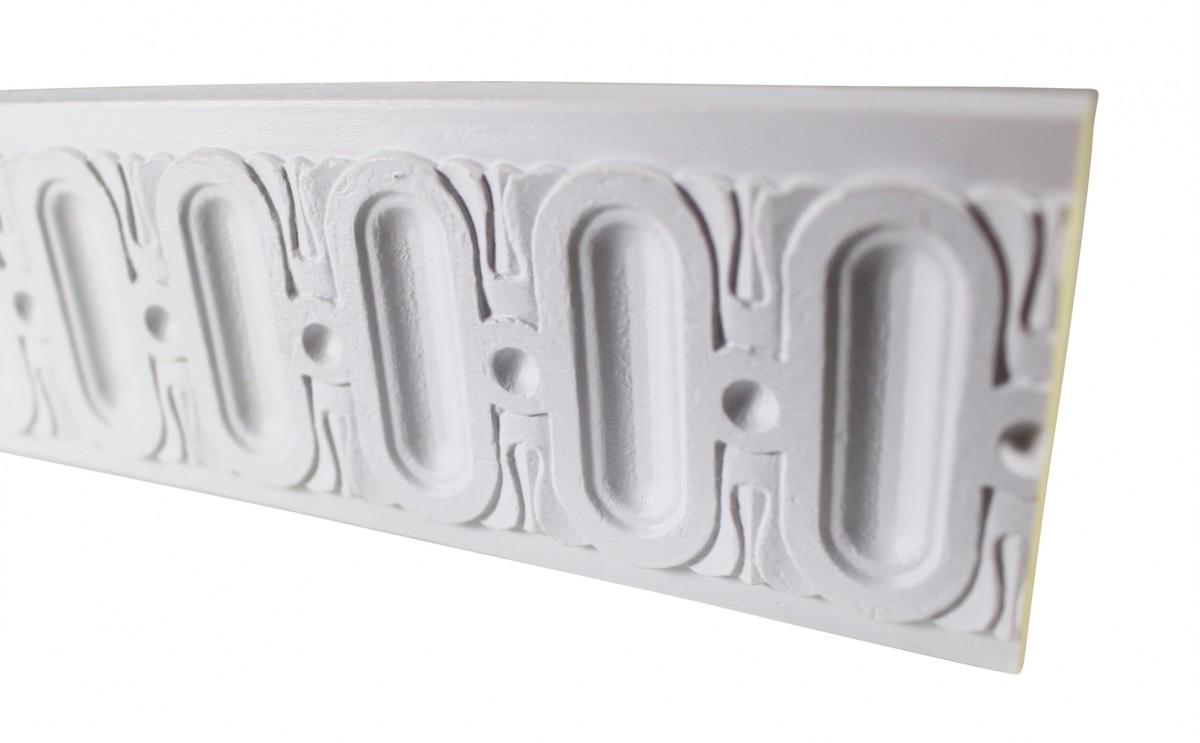 Cornice White Urethane Sample of 20802 19.25 Long Cornice Cornice Moulding Cornice Molding