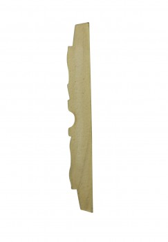 <PRE>Cornice White Urethane Sample of 20802 19.25inch Long </PRE>zoom7