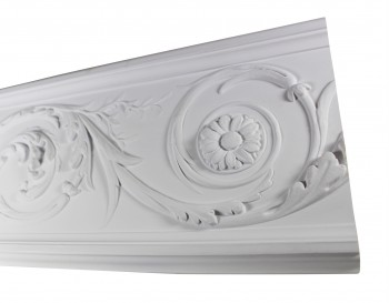 <PRE>Cornice White Urethane 14.75inch Sample of 20803 </PRE>zoom5