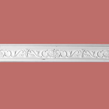 <PRE>Cornice White Urethane Sample of 18867 </PRE>zoom2