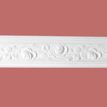 <PRE>Cornice White Urethane Sample of 20420 </PRE>