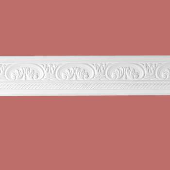 spec-<PRE>Cornice White Urethane Sample of 20795 </PRE>