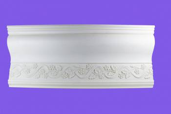 <PRE>Cornice White Urethane Sample of 11186 </PRE>zoom2