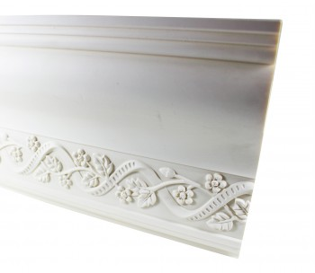 <PRE>Cornice White Urethane Sample of 11186 </PRE>zoom4