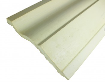 <PRE>Cornice White Urethane Sample of 11186 </PRE>zoom7