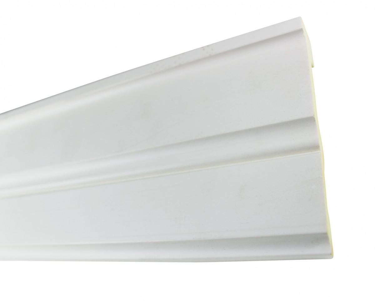 Crown Moldings White Urethane Sample of 11504 Crown Moldings crown molding urethane Ceiling Crown Molding Trim