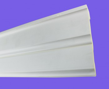 <PRE>Crown Moldings White Urethane Sample of 11504 </PRE>zoom4
