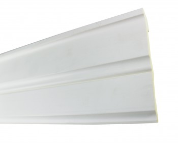 <PRE>Crown Moldings White Urethane Sample of 11504 </PRE>zoom5