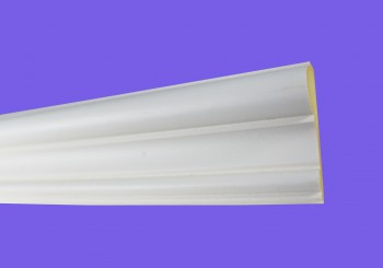<PRE>Cornice White Urethane Sample of 11555 </PRE>zoom4