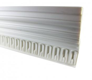 Cornice White Urethane Sample of 11582 Cornice Cornice Moulding Cornice Molding