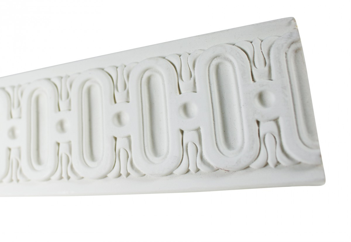 Cornice White Urethane Sample of 11656 Crown Molding Crown Moldings Crown Moulding