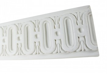 <PRE>Cornice White Urethane Sample of 11656 </PRE>zoom5