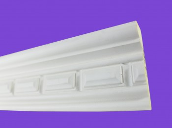 <PRE>Cornice White Urethane Sample of 11689 </PRE>zoom4