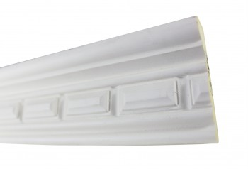 <PRE>Cornice White Urethane Sample of 11689 </PRE>zoom5