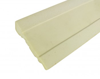 <PRE>Cornice White Urethane Sample of 11689 </PRE>zoom8