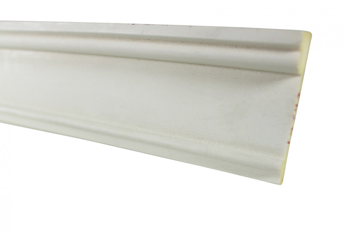 Crown Moldings White Urethane Sample of 11731 Crown Molding Crown Moldings Crown Moulding