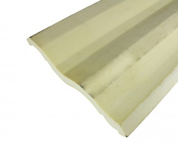 <PRE>Cornice White Urethane Sample of 11774 </PRE>zoom8
