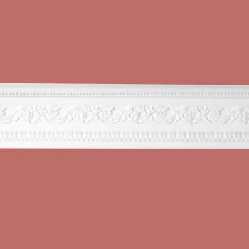 spec-<PRE>Cornice White Urethane Sample of 19284 </PRE>