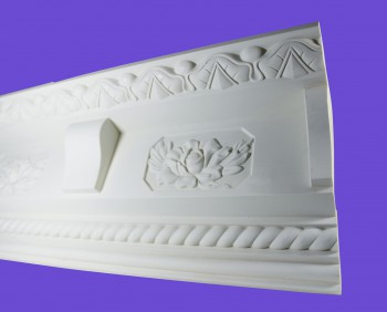 <PRE>Cornice White Urethane Sample of 11191 </PRE>zoom4