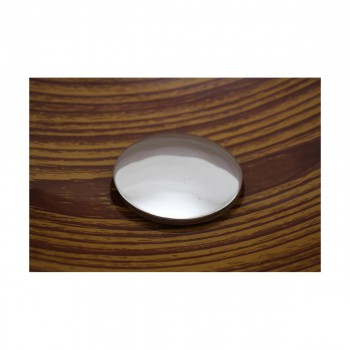 <PRE>Wood Grain Tempered Glass Vessel Sink Double Layer Brown Bowl with Drain</PRE>zoom6