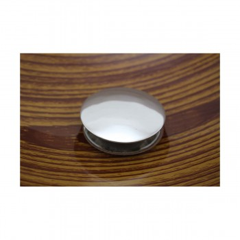 <PRE>Wood Grain Tempered Glass Vessel Sink Double Layer Brown Bowl with Drain</PRE>zoom7