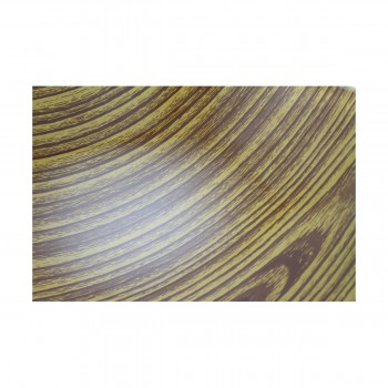 <PRE>Wood Grain Tempered Glass Vessel Sink Double Layer Brown Bowl with Drain</PRE>zoom8