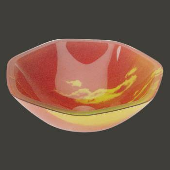Glass Sinks - Sonoran Sunset - Orange 