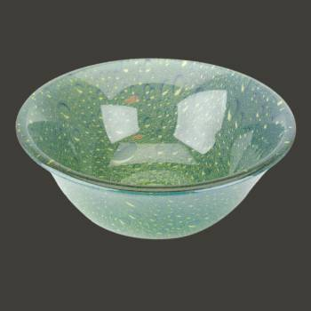Glass Sinks - Lily Pad - Green 