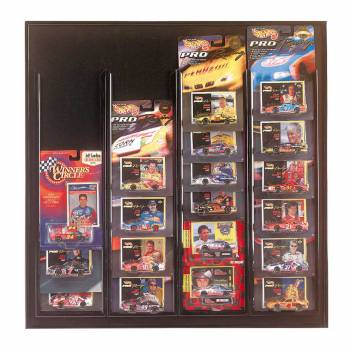 Car Miniatures Car Display Black for Race Champ 13012grid