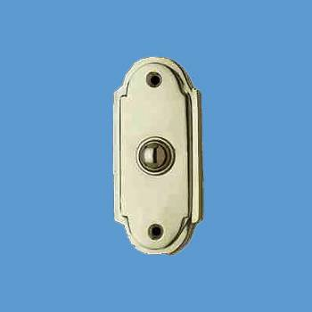 <PRE>Colonial Door Bell Chrome Push Button Plate 4inch H </PRE>zoom2