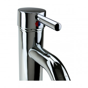 <PRE>Bathroom Faucet Single Hole 1 Handle Chrome Plated Brass 9.5inch</PRE>zoom5