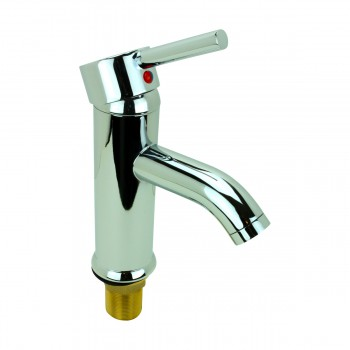 <PRE>Lever Chrome Brass Round Chrome Single Lever Faucet </PRE>zoom7