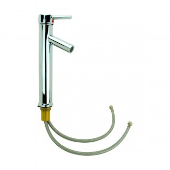 <PRE>Bathroom Faucet Chrome Lever 1 Handle Tall 12inchH Single Hole </PRE>zoom12