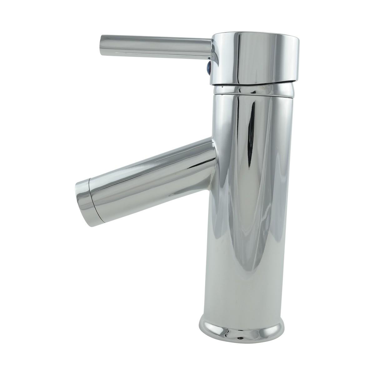 Bathroom Faucet Single Hole 1 Handle Chrome Plated Brass 7 Single Hole Faucet Bathroom Faucets Bathroom Sink Faucet