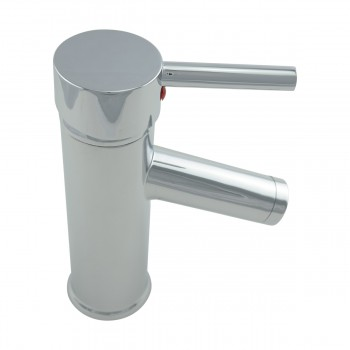 <PRE>Bathroom Faucet Single Hole 1 Handle Chrome Plated Brass 7inch </PRE>zoom3