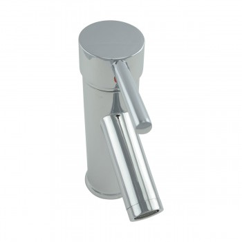 <PRE>Bathroom Faucet Single Hole 1 Handle Chrome Plated Brass 7inch </PRE>zoom4
