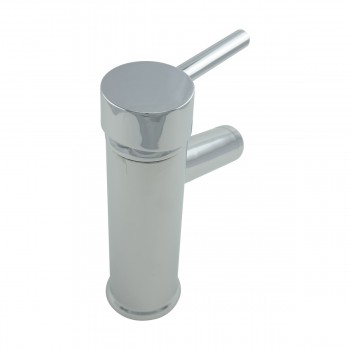 <PRE>Bathroom Faucet Single Hole 1 Handle Chrome Plated Brass 7inch </PRE>zoom5