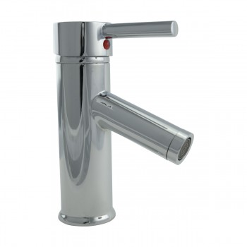 <PRE>Bathroom Faucet Single Hole 1 Handle Chrome Plated Brass 7inch </PRE>zoom6