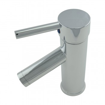 <PRE>Bathroom Faucet Single Hole 1 Handle Chrome Plated Brass 7inch </PRE>zoom8