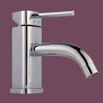 Single Lever Faucet Triangular - Floor Heat Registers, Aluminum, steel, wood and brass Floor heat registers info & free shipping by Renovator's Supply.