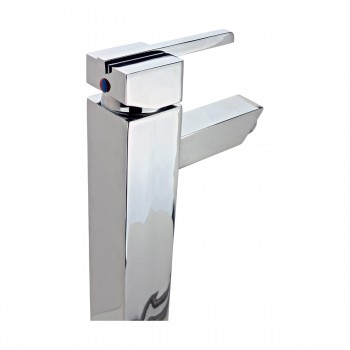 Bathroom Faucet Square Single Hole Square One Handle Faucets Bathroom Faucets Bathroom Sink Faucet