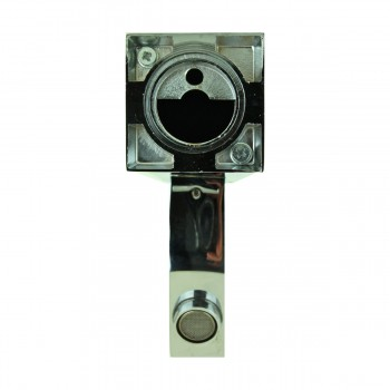 <PRE>Bathroom Faucet Chrome Plated Square Single Hole 1 Handle </PRE>zoom7