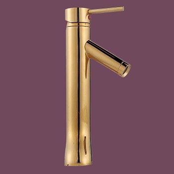Single Handle Faucet - Single Handle Faucet 11 3/4in. Round by the Renovator's Supply