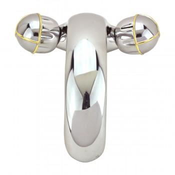 <PRE>Bathroom Faucet Swan Spout Chrome Single Hole 2 Handles </PRE>zoom11