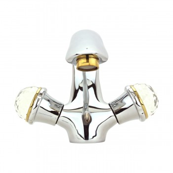<PRE>Bathroom Faucet Swan Spout Chrome Single Hole 2 Handles </PRE>zoom3