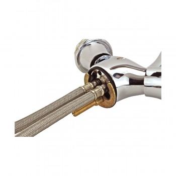 <PRE>Bathroom Faucet Swan Spout Chrome Single Hole 2 Handles </PRE>zoom13