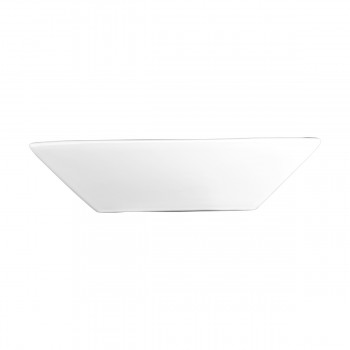<PRE>Bathroom Vessel Sink Above Counter White Porcelain Square Gloss Finish Art Basin</PRE>zoom6