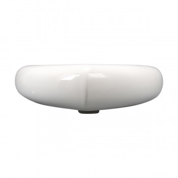 <PRE>White Above Counter Bathroom Vessel Sink </PRE>zoom8